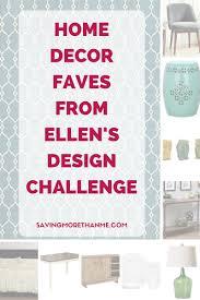 home decor faves from ellen u0027s design challenge
