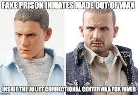 Prison Break Memes - prison break duo imgflip