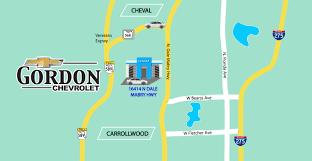 Zip Code Map Tampa Gordon Chevrolet In Tampa Brandon U0026 Wesley Chapel