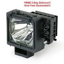 dlp tv light bulb replacement sony projection tv l ebay