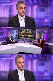 Blank Meme Generator - jordan peterson vs feminist interviewer blank template imgflip
