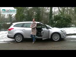 ford focus carbuyer ford focus estate review carbuyer