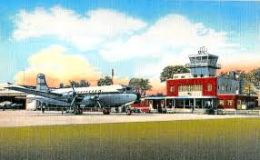 municipal airport portland maine