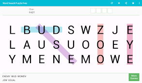word search puzzle free android apps on google play
