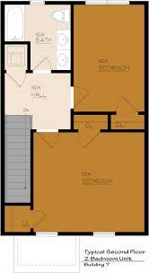 orchard bridge apartments in manassas va two bedroom bath floor