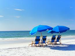 Beach Umbrella And Chairs Beach Set Up With Chair And Umbrella 30a Beach Chair Setup