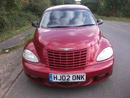 only 1 owner from new chrysler pt cruiser touring full service