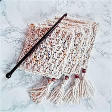 Tunisian Rug Tunisian Crochet Stitch Making A Mug Rug With Toni Of Tl Yarn