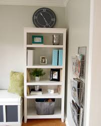 White Bookcase With Storage Interior Corner White Bookcases Target On Parkay Floor And Wire