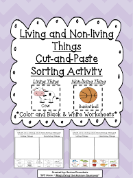 Characteristics Of Living Things Worksheet Middle Alphabetical Order Worksheet Living And Non Living Things