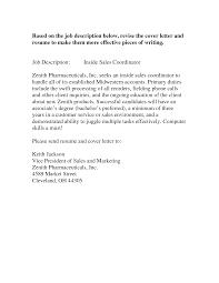 sales coordinator resume sample cover letter sales and marketing coordinator cover letter samples marketing manager best cover letter i ve ever read it marketing coordinator resume