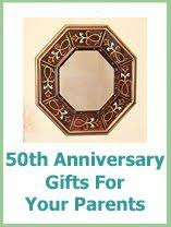 50th wedding anniversary gift ideas for parents best 25 golden anniversary gifts ideas on golden
