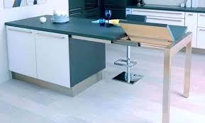 table cuisine modulable cuisine chez but stunning ilot cuisine modulable montpellier table