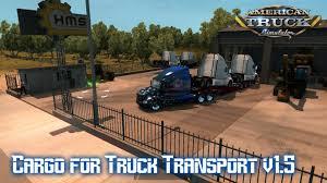 truck pack v1 5 american truck simulator mods ats mods cargo for truck transport trailers v1 5 mod american truck
