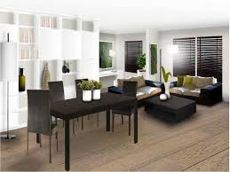 amenager petit salon avec cuisine ouverte cuisine ouverte salon petit espace avec salon amenager petit salon