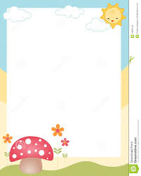 Free Halloween Border Paper by Cute Page Borders Free Download Google Search Diy Pinterest