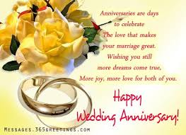 Anniversary Wishes To Daughter And Wedding Anniversary Wishes And Messages Anniversary Message