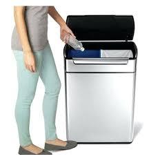 poubelle de tri selectif cuisine poubelle cuisine poubelle de cuisine inox pour tous les