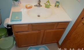 Painted Bathroom Vanity Ideas 11 Low Cost Ways To Replace Or Redo A Hideous Bathroom Vanity