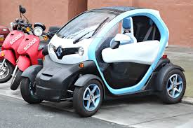 renault twizy sighted a renault twizy on page street u2013 it u0027s the smallest car