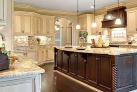inspiring kitchen wall colors with cream cabinets decoration best