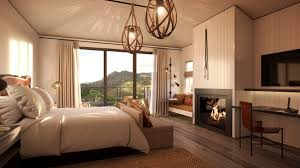 Napa Bedroom Furniture by Master Plan Four Seasons Resort U0026 Residences Napa Valley Ca