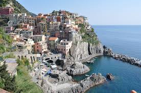 Manarola Italy Map by Exploring The Lands Of The Cinque Terre Bellasabroad