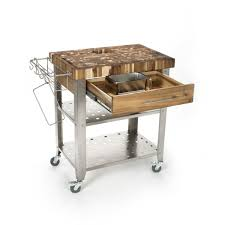 kitchen butcher block kitchen islands on wheels specialty small