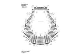 massey hall floor plan seating map roy thomson hall