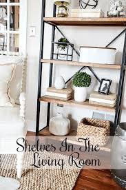 livingroom shelves shelves in the living room stonegable