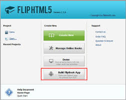 make an android app publish flip book as android app fliphtml5 product feature