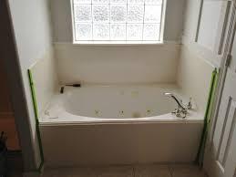 Bathroom  Splendid Bathroom Tile Backsplash Ideas  Our Own - Bathtub backsplash