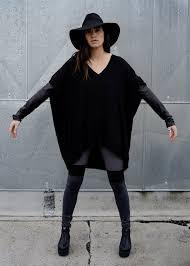leather long sleeve oversized t shirt dress u2013 babooshka boutique