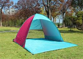 Camping Tent Awning Outdoor 2 Person Pop Up Tent Fishing Awning Canopy Tent Children