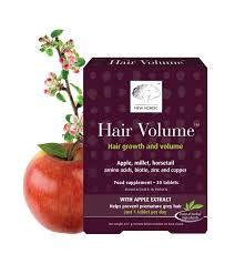 amazon com new nordic hair volume pack of 30 tablets beauty
