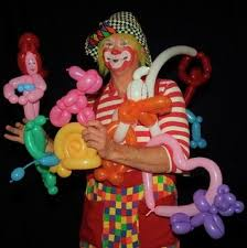 clown baloons nj clowns new jersey clown balloonists magic clown for hire the