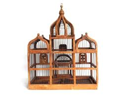 Birdcage Home Decor Bird Cage Antique Wooden Bird Cage Antique French Home Decor