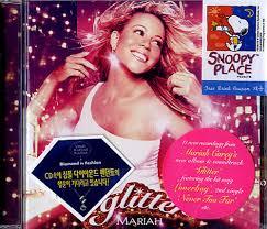carey glitter korean cd album cdlp 236732