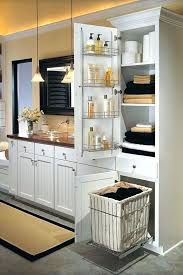 bathroom shelves with basketsfull size of wicker bathroom storage