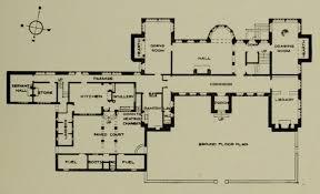 file lutyens houses and gardens 1921 page 71 floor plan jpg