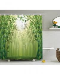 Bamboo Print Shower Curtain Graffiti Shower Curtain Hip Hop Street Art Print For Bathroom
