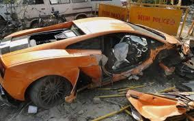 lamborghini car owners in chennai lamborghini owner dies after ramming a railing in delhi the hindu