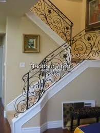 how to resurface interior metal stair railings metal railings