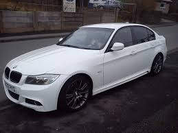 51000 mile bmw 3 series 320d e90 m sport 51k miles lci white may