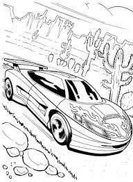 good car wheels coloring kids coloring pages