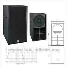Bass Speaker Cabinet Design Plans Bass Speaker Cabinet Design Mf Cabinets