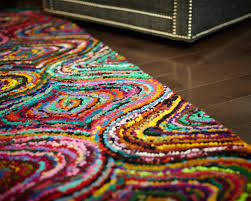 Rugs Home Decorators Collection Area Rugs Outstanding Multi Color Shag Rug Remarkable Multi
