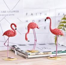 Pink Flamingo Home Decor Popular Resin Flamingo Buy Cheap Resin Flamingo Lots From China