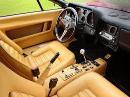 ferrari yellow interior group test ferrari 512bbi boxer porsche 911 turbo 930 vs