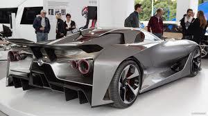 nissan supercar concept 2014 nissan 2020 vision gran turismo concept rear hd wallpaper 20